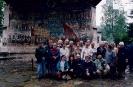 Monasteri Bucovina Romania 2004